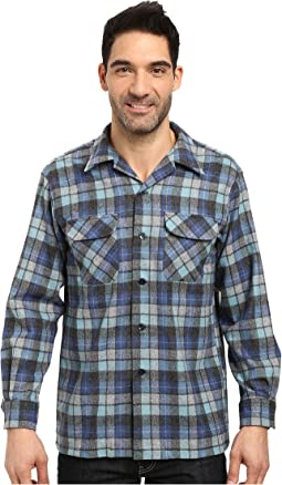 Blue Beach Boys Plaid