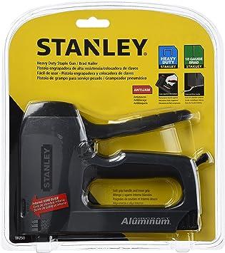 Stanley TR250 Sharp Shooter Plus Staple Gun