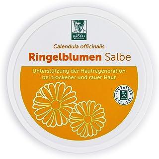 BADERs Ringelblumen Salbe aus der Apotheke. Calendula officinalis mit wertvollen Pflanzenextrakten. 100 ml