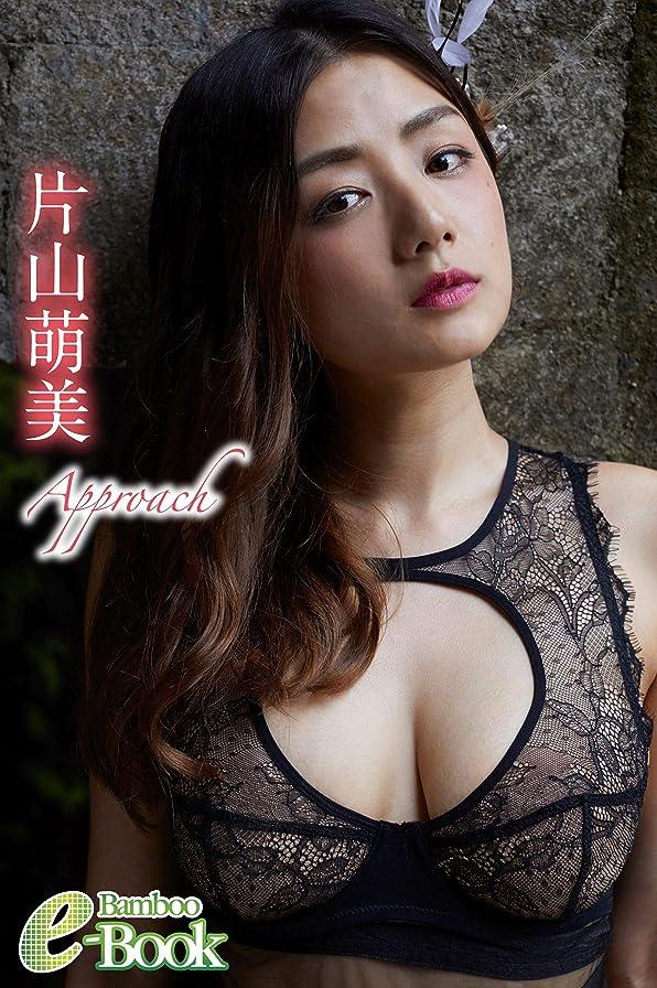 撤退秘書かろうじて片山萌美「Approach」 (Bamboo e-Book)