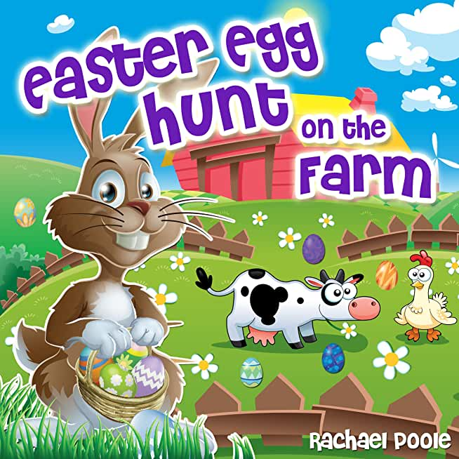 Easter Egg Hunt On The Farm - A Look and Find Counting Easter Book For Children (English Edition)