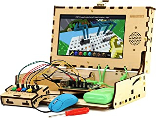 Piper Computer Kit: Award-Winning Build-A-Computer Age 8+ STEAM Learning, with Raspberry Pi, Google Blockly, StoryMode, Games, Python, and Amazing Projects!