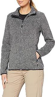 CMP Knit Tech fleece met ritssluiting
