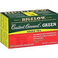 120-Count Bigelow Constant Comment Green Tea Boxes 1.18Oz
