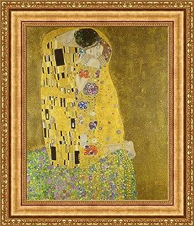 Gustav Klimt The Kiss Custom Framed Art Print High Quality Display