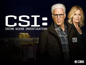 CSI: Crime Scene Investigation, Season 1
