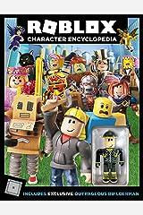 Roblox Character Encyclopedia Hardcover