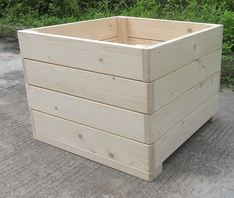 Seny Elegant Raised Garden Beds for Vegetables Max 81% OFF Wood O Planter Boxes 100%