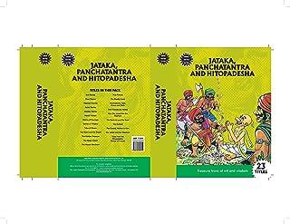 Amar Chitra Katha: Panchatantra, Hitopadesha and Jataka Tales Value Pack (Set of 23 titles) [Paperback] [Jan 01, 2008] ANA...