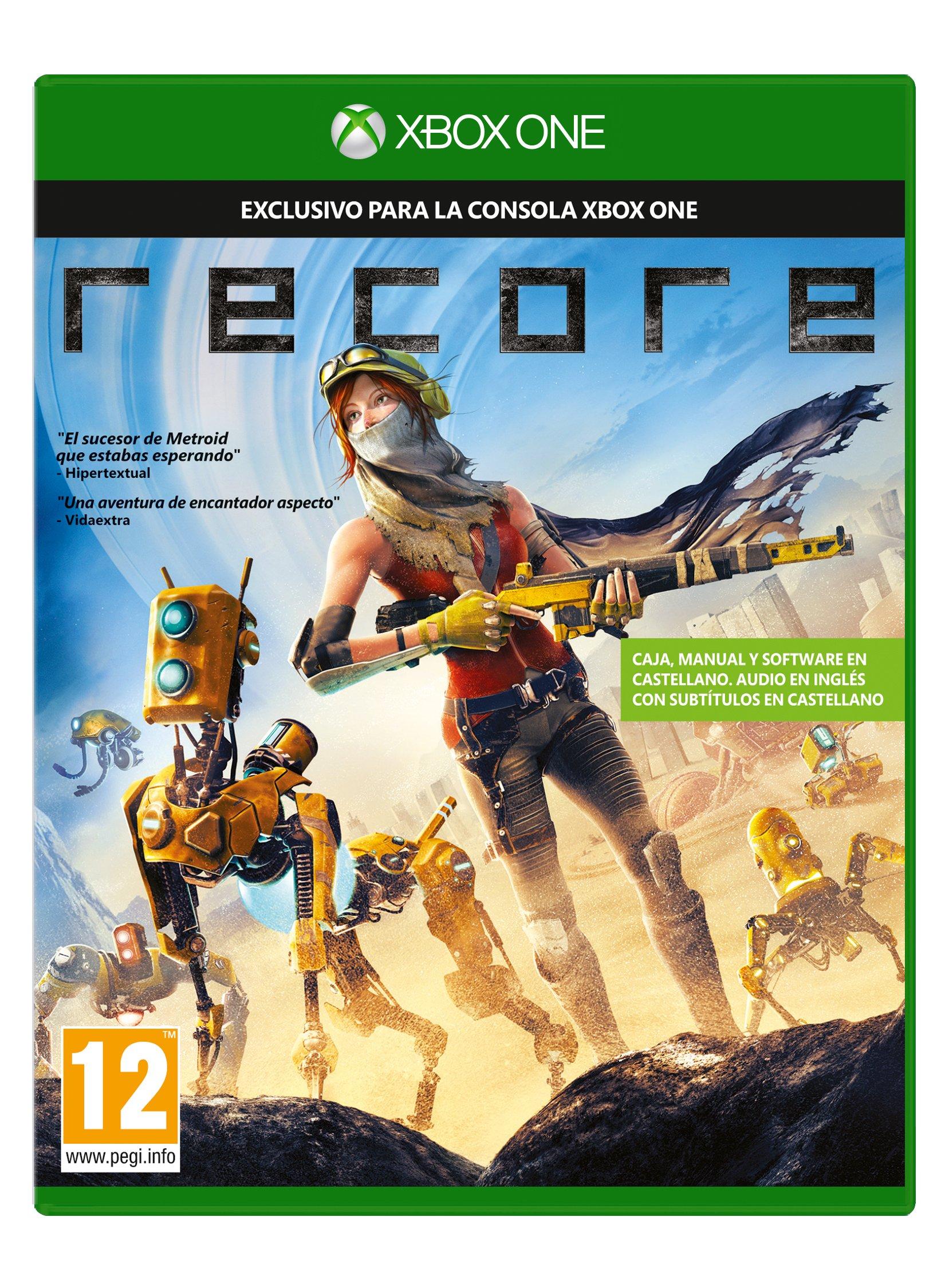 ReCore - Xbox One: Amazon.es: Videojuegos