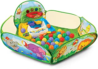 VTech Pop-a-Balls Drop and Pop Ball Pit