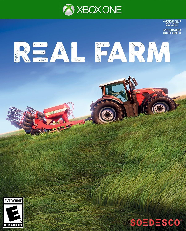Real Farm - One Xbox quality Superior assurance