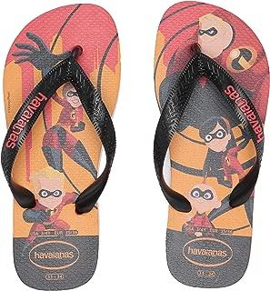 Havaianas Kid's Incredibles 2 Sandal, (Toddler/Little Kid)