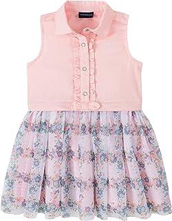 Calvin Klein Girls' Dress