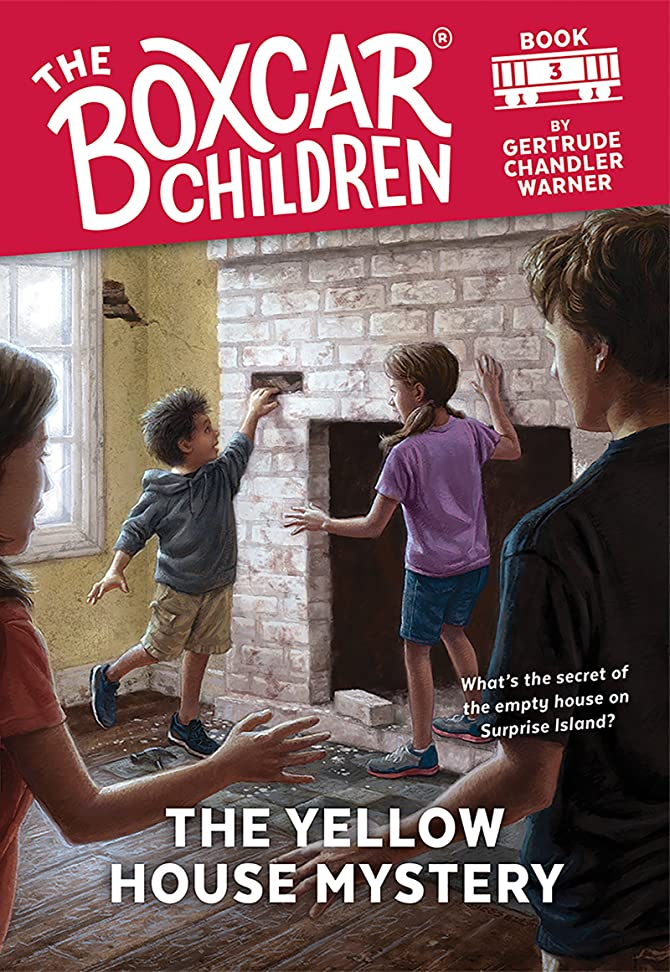 弁護火山エキスパートThe Yellow House Mystery (The Boxcar Children Mysteries Book 3) (English Edition)