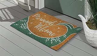 Grasslands Road Mermaids Welcome Doormat
