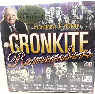 Cronkite Remembers:Remarkable Century [VHS]