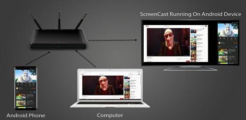 『ScreenCast - Miracast and Google Cast Receiver』の14枚目の画像