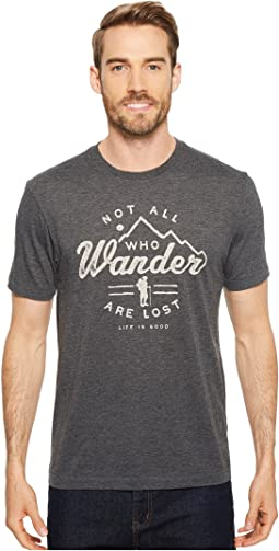 Wander Hike Cool Tee