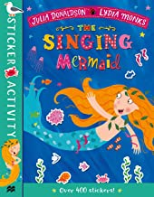 The Singing Mermaid Sticker Book (Sticker Books)