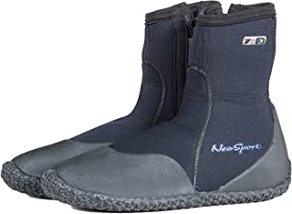 Reliable Neosport 3mm Low Top Boot Mens Scuba Boots Fins, Footwear & Gloves Water Sports