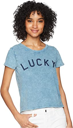 Lucky Graphic Tee