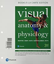 Visual Anatomy & Physiology, Books a la Carte Plus Mastering A&P with Pearson eText -- Access Card Package (3rd Edition)