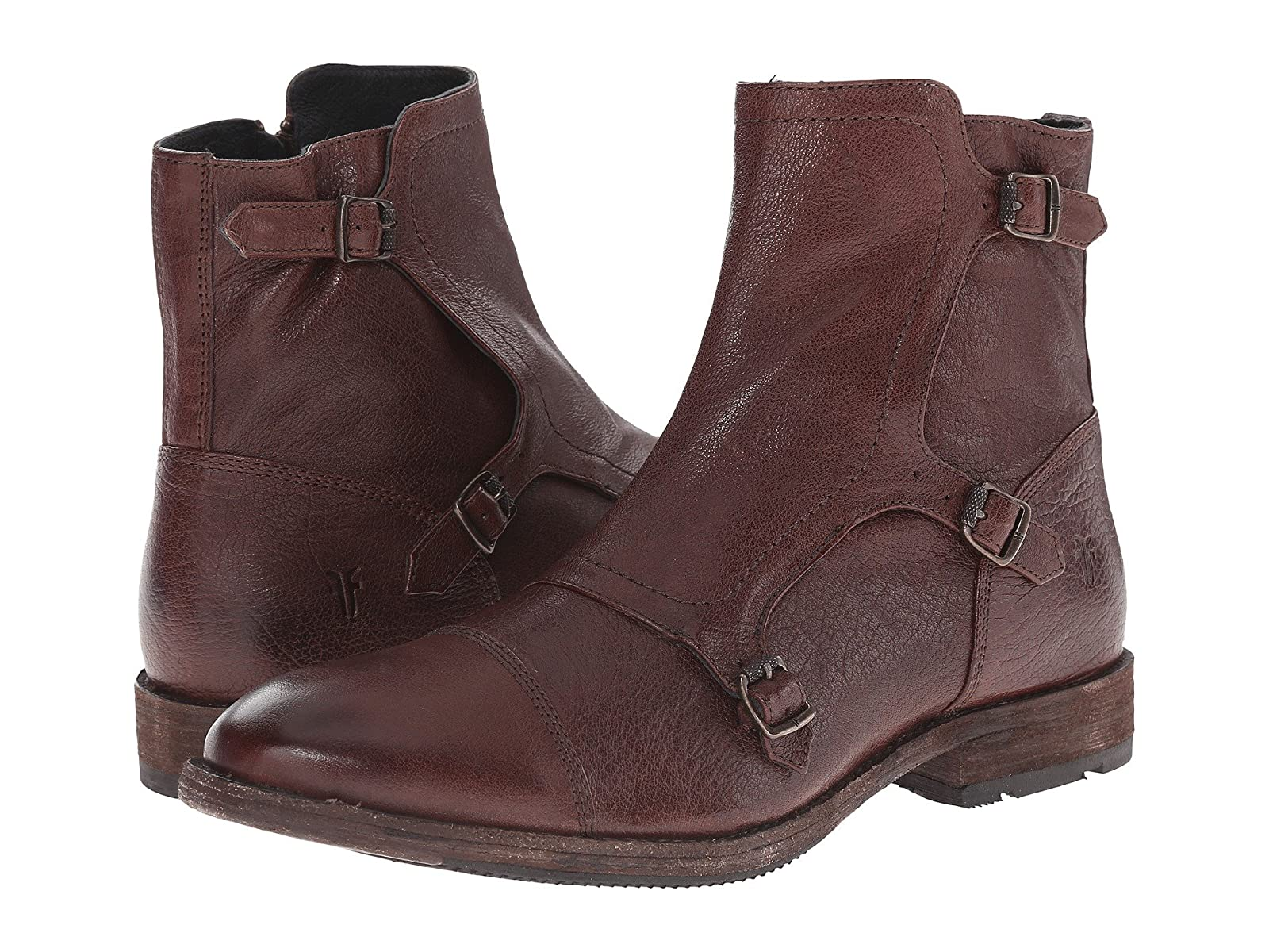 Frye Ethan Triple MonkCheap and distinctive eye-catching shoes