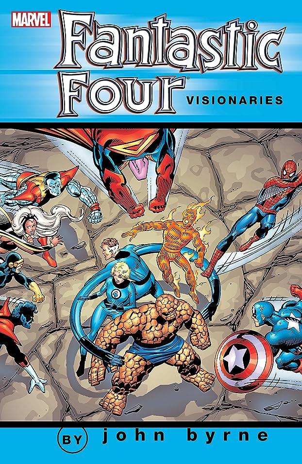 郡マウントバンク急性Fantastic Four Visionaries: John Byrne Vol. 2 (Fantastic Four (1961-1996)) (English Edition)