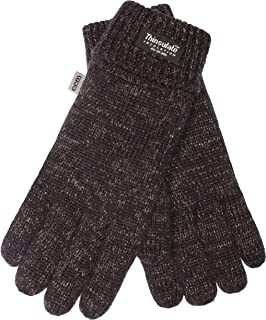 ladies knit gloves JETTE with Thinsulate thermal lining