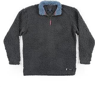 Southern Marsh Appalachian Pile 1/4 Zip Pullover