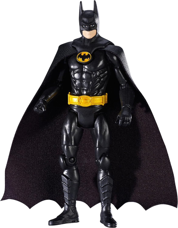 DC MULTIVERSE 4INCH BATMAN 1989 MOVIE VERSION ACTIONFIGUR