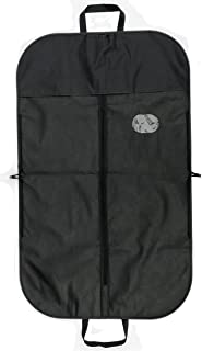 GA Homefavor Garment Bag Covers Lightweight Polyester Garment Protector Durable Suit Bag with Clear Window