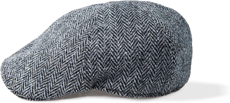 Irish Tweed Cap for Men's Inexpensive low-pricing Touring Hat Irela Donegal Wool Made in
