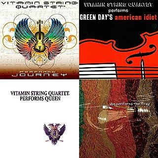 Vitamin String Quartet's Top Songs