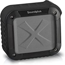 NeeGo Outdoor Portable Bluetooth Speaker Waterproof with SD Memory Card Slot, FM Radio and 12 Hour Playtime 5W Audio Driver, Pairs with All Bluetooth Devices