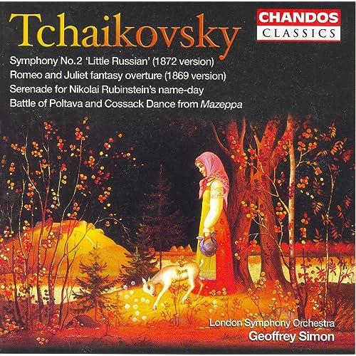 Tchaikovsky: Symphony No. 2 / Serenade for Nikolai Rubinstein's Name-Day / Mazeppa (Excerpts)