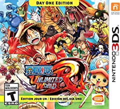 One Piece: Unlimited World: Day One Edition - Nintendo 3DS