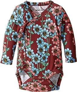 Daisy Wrap Bodysuit (Infant)