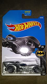 Hot Wheels 2017 Batman Batmobile (1989 Movie) 134/365, Gray