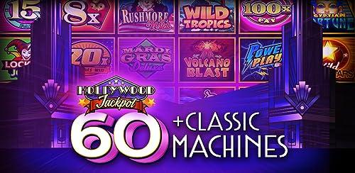 『Hollywood Jackpot Slots』のトップ画像