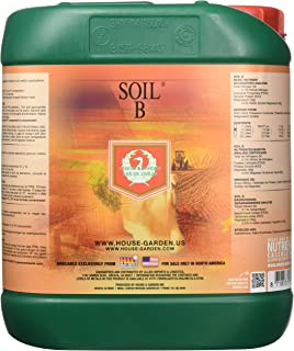 House & Garden Soil Nutrient A and B, 5 L