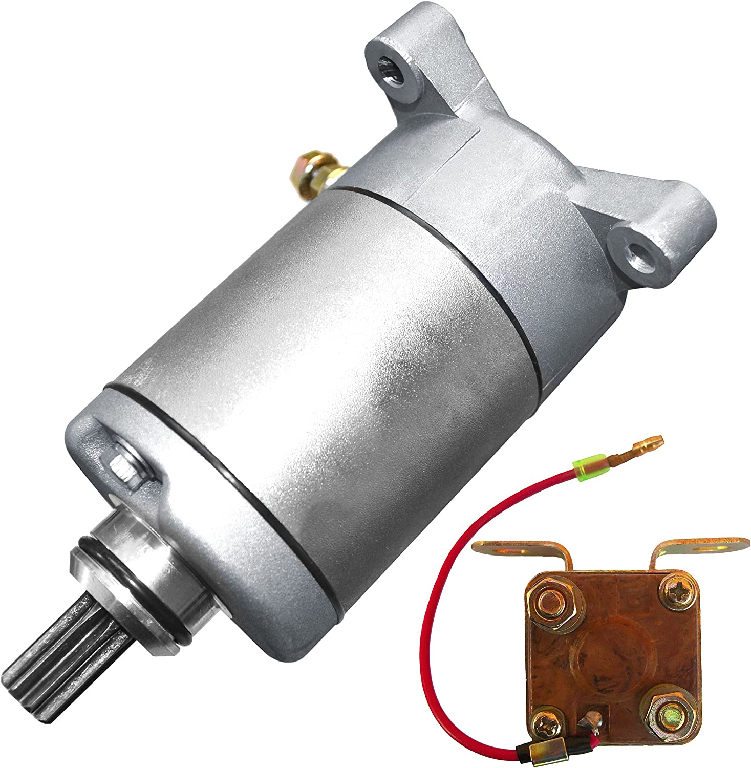 ZOOM Tampa Mall PARTS Starter Relay Solenoid 2002 2001 Pola 2000 price for