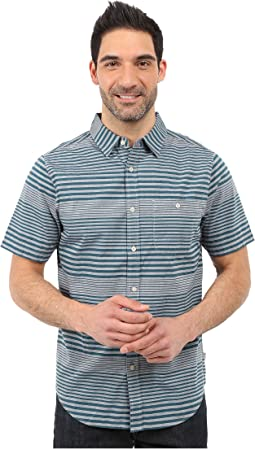 Short Sleeve Engine Stripe Shirt