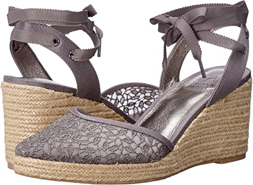 Pewter Valencia Lace