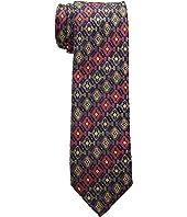 Etro - 8cm Carpet Print Tie