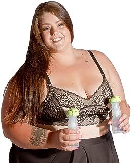 Ayla Handsfree Pumping and Nursing Bra, Nurse, Pump and Relax in One Breastfeeding Bra