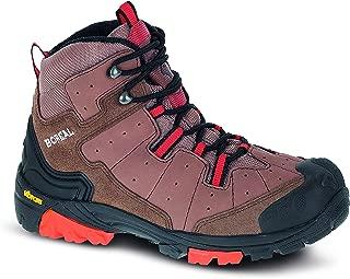 Boreal Climbing Boots Boys Lightweight Rubber Nevada 29 Brown 40140