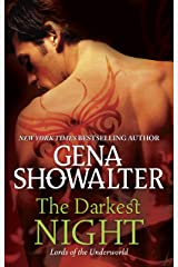 The Darkest Night (Lords of the Underworld Book 0) Kindle Edition