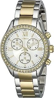 Timex Women's Miami Bracelet Watch with Swarovski Elements